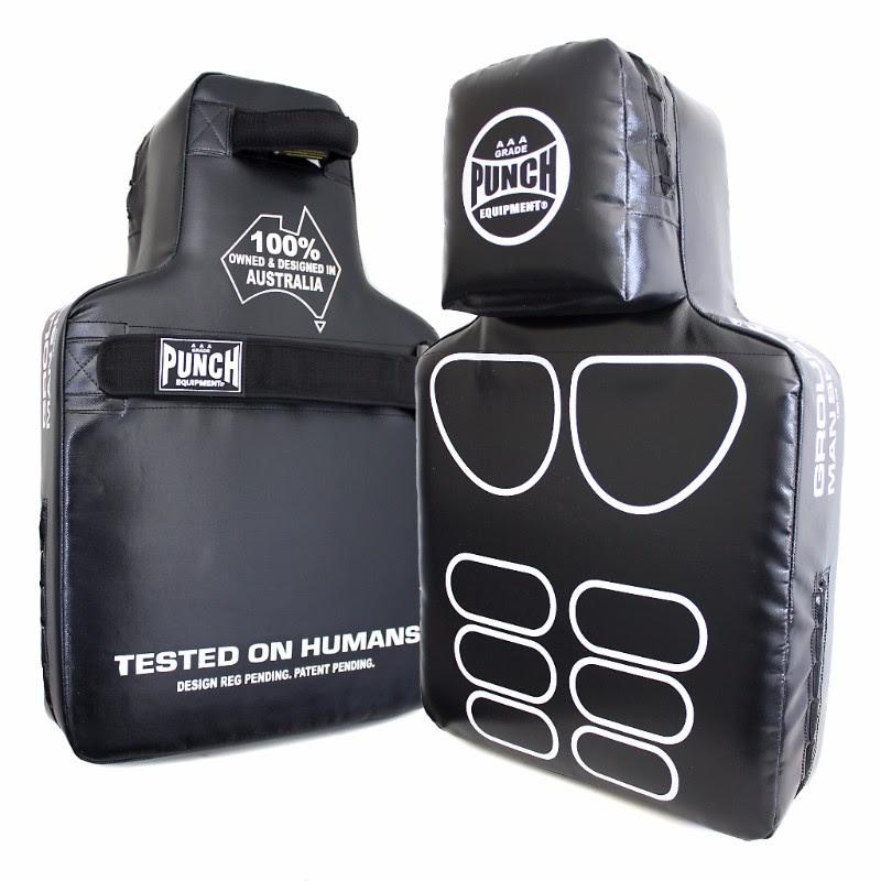 Punching Kick Shield