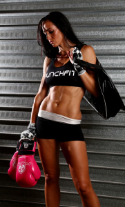 Punchfit with gloves & carry bag
