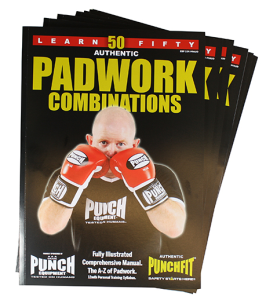Boxing Combinations Book