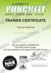 Trainer-CertificateSAMPLE