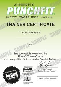 Trainer-CertificateSAMPLE