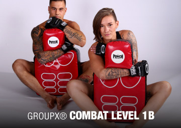 GROUPX® Combat Level 1B
