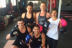 Boxing Instructor Course