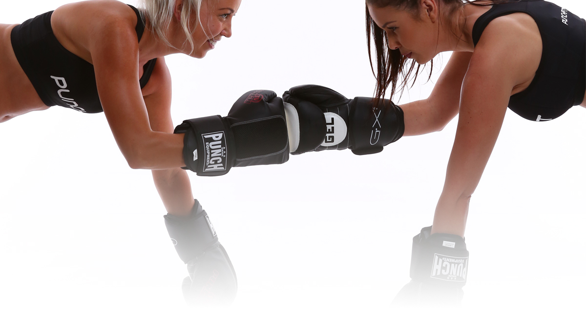 Punchfit® Group Fitness Boxing